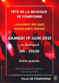 Fête de la musique de Pomponne