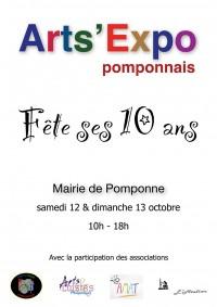 ARTS' EXPO fête ses 10 ans