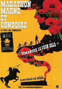 Marathon de Marne et Gondoire 2019